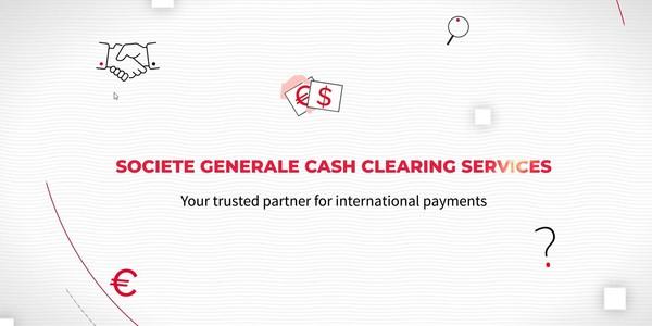 Cash Clearing & Correspondent Banking - Societe Generale